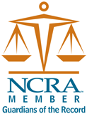 Members of National Court Reporters Association